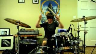 Breathe Carolina Sellouts Drum Cover