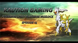 Pokemon Light Platinum - Pokemon Light Platinum Episode 15  Ice, Ice everywhere - User video