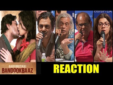 Bollywood Celebs Reaction On CENSOR Board Cutting 48 Scenes From Nawazuddin's Babumoshai Bandookbaaz