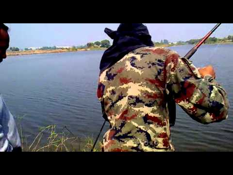 ตกปลาบ่อจีวรบิน คลิบ2