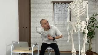 SHIBA式ウォーキング「歩き方③〜背骨〜」(部分カット)