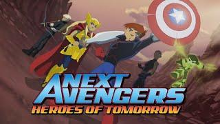 Cuando Los Vengadores tuvieron hijos - NEXT AVENGERS: HEROES OF TOMORROW - RESUMEN / REVIEW