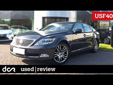 Buying a used Lexus LS (USF40) - 2007-2017, Buying advice with Common Issues