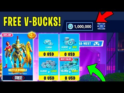 *NEW* HOW TO GET FREE SKINS & FREE V-BUCKS in FORTNITE! (New Method) Fortnite Battle Royale