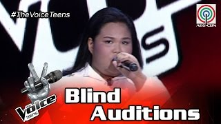 The Voice Teens Philippines Blind Audition: RC Atilano - Secret Love Song