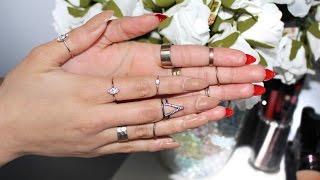 diy haz tus propias uñas elegantes y economicas ♡