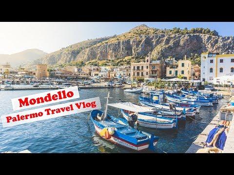 MONDELLO - Palermo Travel Vlog