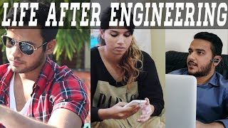 Life After Engineering !! (Comedy Short Film)