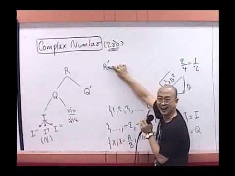 Complex Number จำนวนเชิงซ้อน ม.5 [1-2] By www.tutoroui-plus.com
