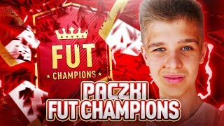 PACZKI ZA FUT CHAMPIONS! | FIFA 18 ULTIMATE TEAM [#34]