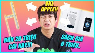 """TOP 5 SẢN PHẨM """"WHAT THE F*CK"""" NHẤT APPLE TỪNG LÀM!!! - iFAN CŨNG... CHỊU THUA:)))"""