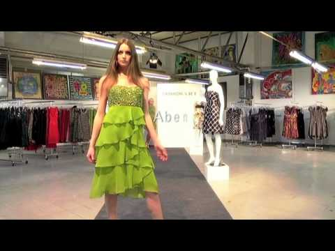 f8aef7d846273d Fashionart Abendmode - Outlet Store Video - YouTube