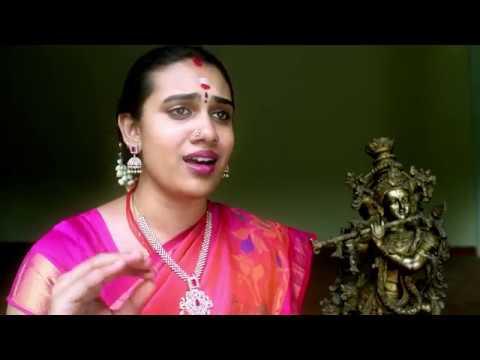 Jo Achuthananda - Annamacharya - S.Aishwarya & S.Saundarya