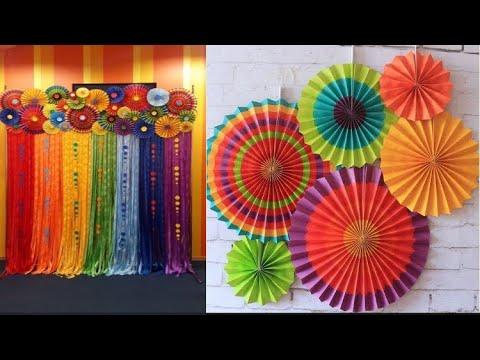 4 तरीक़े Easy Diwali decoration ideas / Diwali home decor Diwali decoration 2019 / घर सजाने तरीक़ा