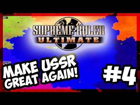 RIP WESTERN URALS | Supreme Ruler Ultimate - MOSCOW - E.4