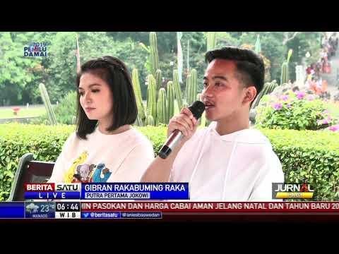 download Cerita Gibran Rakabuming Tak Mau Pakai Nama Widodo
