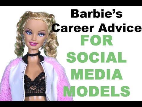sleek new appearance good quality Barbie's Career Advice for Social Media Models - A Sam & Mickey Miniseries