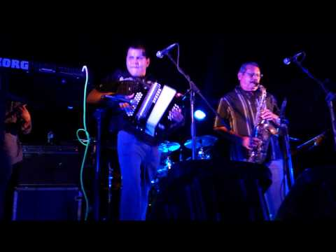 Juanito Castillo and Texas Latino Live Cadillac Bar