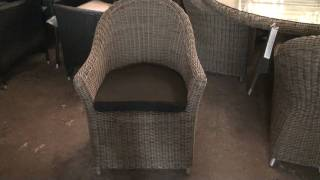 Alexander rose MONTE CARLO garden furniture range