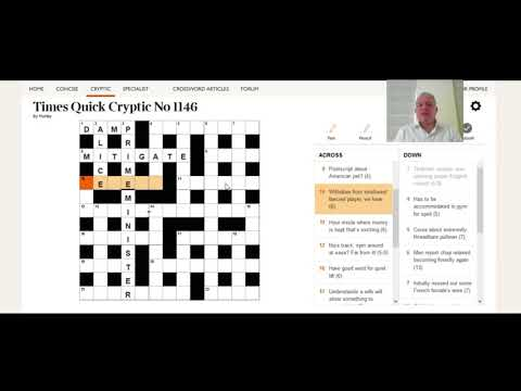 BEGINNER Crossword Tutorial