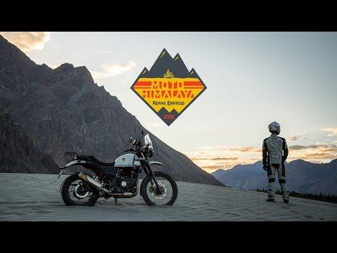 Royal Enfield Moto Himalaya 2018
