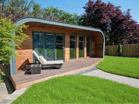 Garden rooms and contemporary outdoor living spaces by for Garden rooms uk