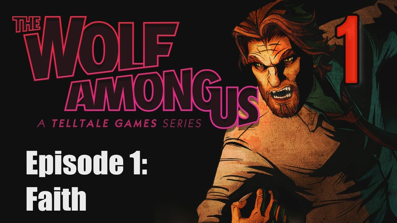 The Wolf Among Us [01] Episode 1 - Faith w/YourGibs - FABLES ARE HARD TO KILL - START - Part 1