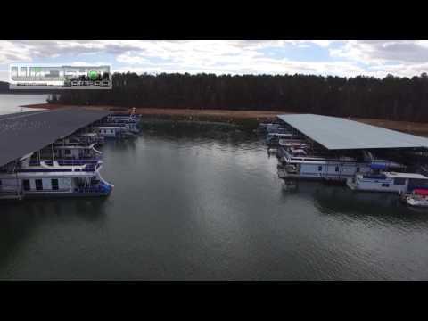 Hartwell Lake History Via Drone