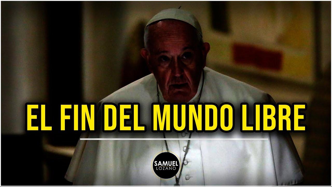INICIO EL NUEVO ORDEN MUNDIAL Y RESETEO ECONOMICO, Pacto 14 Mayo 2020 Papa Francisco