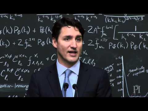 Canadian Prime Minister Justin Trudeau Explains Quantum Computing