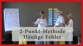 Anleitung 2-Punkt-Methode: Häufige Fehler bei der Zwei Punkt Methode kurz erklärt