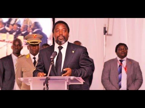 Conférence de presse de Joseph Kabila 26 janvier 2018