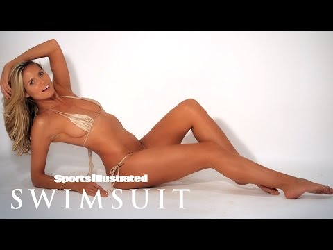 Heidi Klum Wears All SI Swimsuit Covers For 50th Anniversary   Legends   Sports Illustrated Swimsuit
