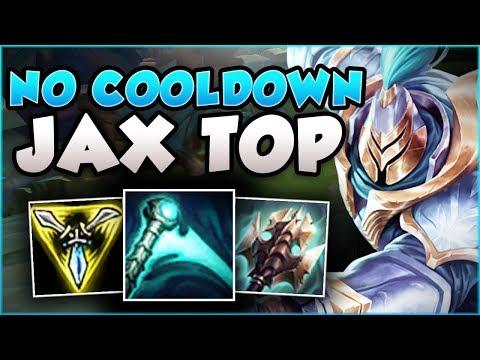WTF! RIOT 100% BROKE JAX WITH NEW ESSENCE REAVER! JAX SEASON 8 TOP GAMEPLAY! - League of Legends