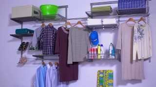 Комплект гардеробной системы ARISTO №1(Комплект гардеробной системы ARISTO №1 Компания «АРИСТО» предлагает комплекты гардеробной системы с возможн..., 2014-02-25T12:22:32.000Z)
