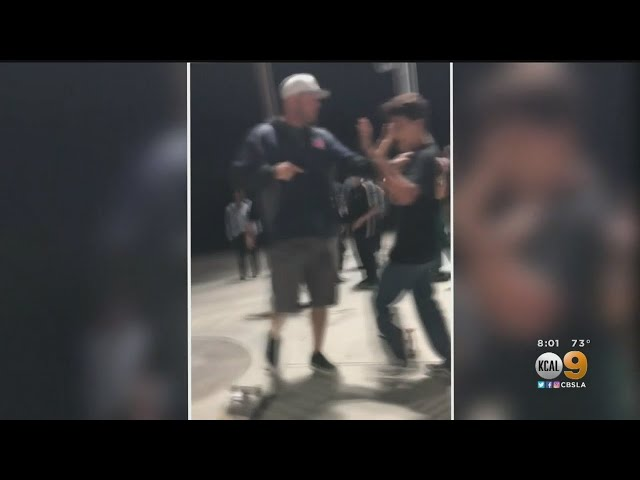 \'I\'ll Shoot You In The F---king Face\'\: Off-Duty Officer Allegedly Pulls Gun On Teen At San Clemente