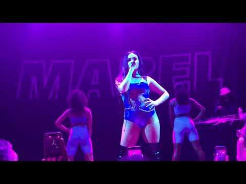 Download Lagu  Mabel - Mad Love - LIVE at Bowery Ballroom 08/15/19 *EPILEPSY WARNING* Mp3 Free