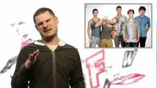 WTF with Flula: Boy Band Battle - One Direction vs. The Wanted