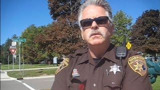 Open Carry - Oakland Co Deputies Harass Cameraman
