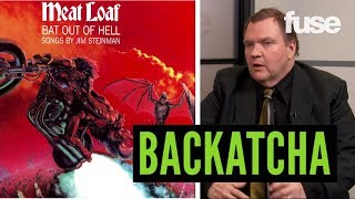 "Meat Loaf on ""Bat Out of Hell"" Album Cover & Meeting Elvis  - Backatcha"