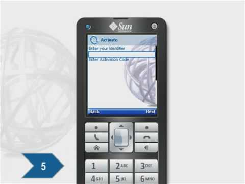 DIGIPASS For Mobile Phone ES Java Edition