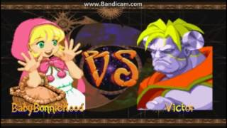 Darkstalkers Chronicle: The Chaos Tower (Baby Bonnie Hood)