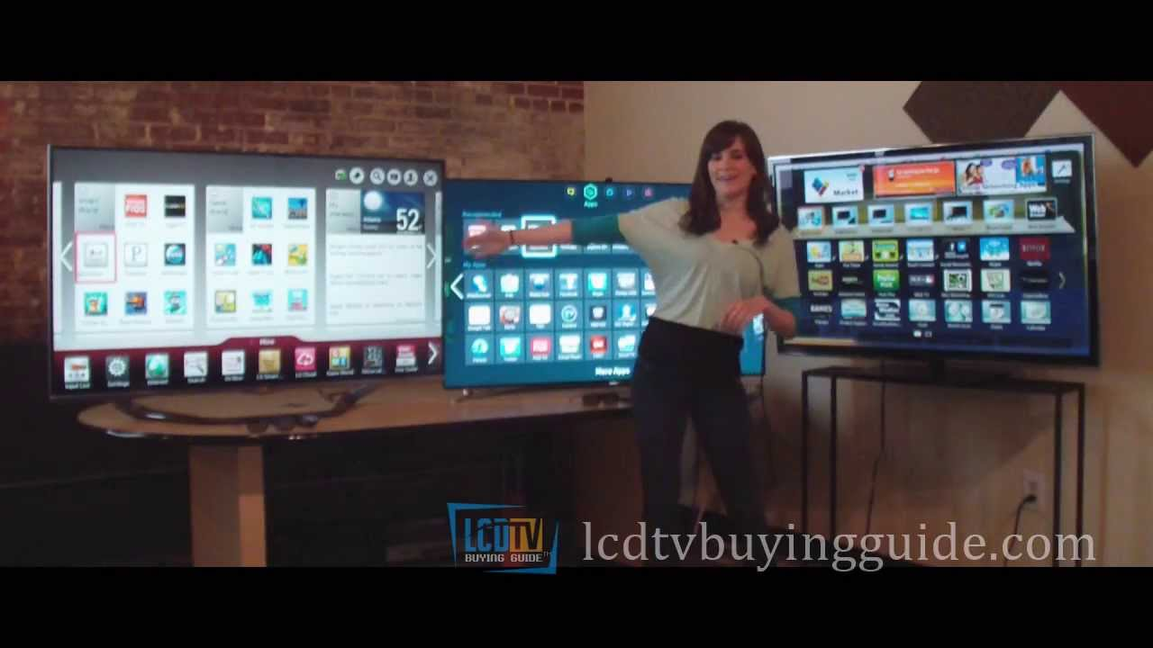 Smart TV Review Shootout