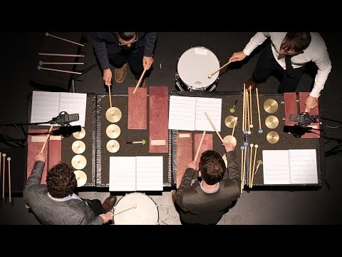 "Third Coast Percussion - ""Ordering-Instincts"" by Robert Dillon"