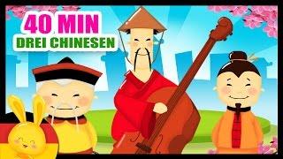 Video Drei Chinesen mit dem Kontrabass – 40 min lang schöne Kinderlieder zum mitsingen. download MP3, 3GP, MP4, WEBM, AVI, FLV November 2017