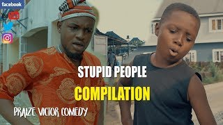 STUPID PEOPLE compilation  1st half of 2019 PRAIZE VICTOR COMEDY