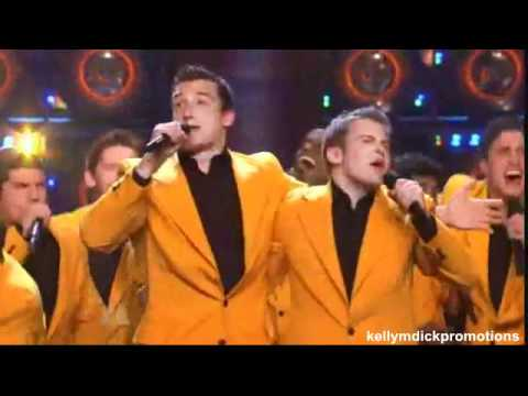 The Yellow Jackets - The Sing Off - Ep. 1