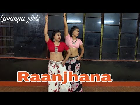 Raanjhana-Priyank Sharma \u0026 Hina Khan  Bellydance   Lavanya girls  Nisha Bisht Choreography