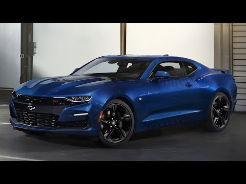 2019 Camaro Revealed and Other News! Weekly Update
