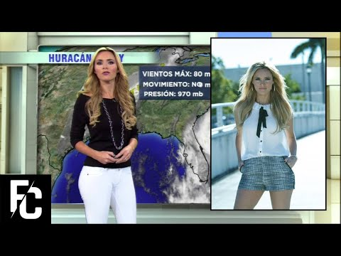 5 BEAUTIFUL WEATHER GIRLS From America | LIST KING hottest weather girl in the world beatiful girls